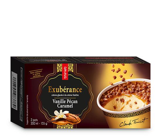 2 Pots Exubérance™ Vanille Pécan Caramel