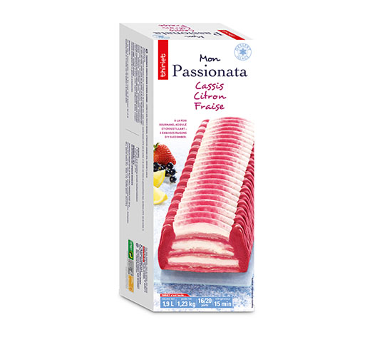 Passionata™ cassis citron fraise