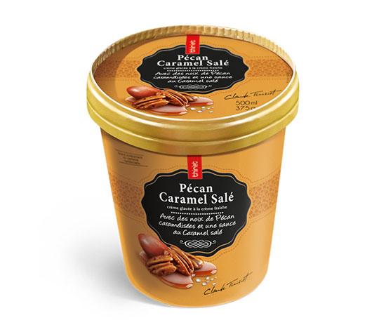 Pot Crème Glacée Pécan Caramel salé
