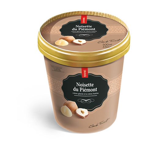 Pot Crème Glacée Noisette du Piémont