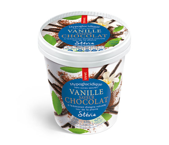Hypoglucidique Vanille/Saveur chocolat