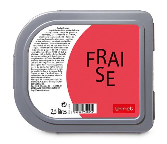 Grand'Saveurs™ Maxi Fraise