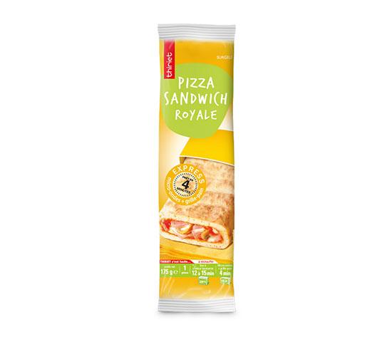 1 pizza sandwich au choix : la 2ème à -50%