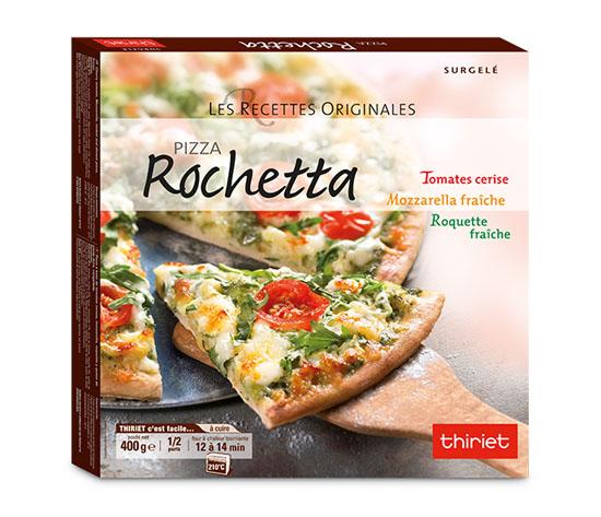 8 pizzas au choix parmi 4 recettes !