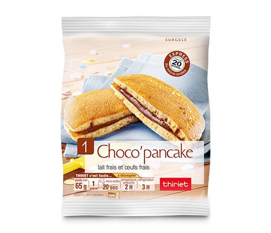 1 Choco'pancake