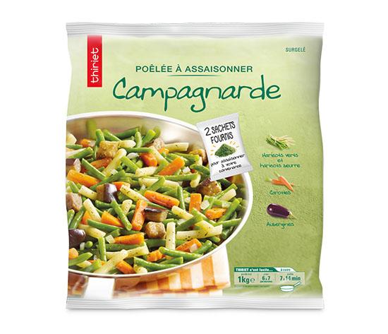 Lot de 2 x 1 poêlée de légumes au choix !