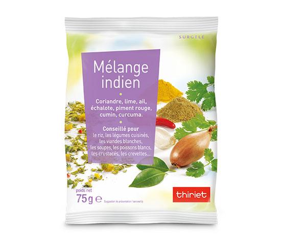Mélange indien