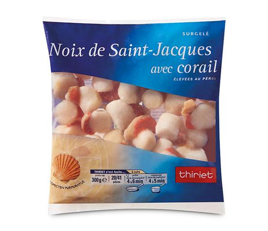 Noix de St-Jacques*