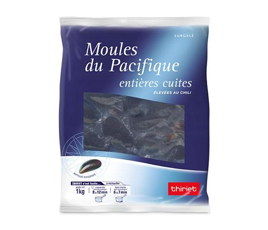 1 sachet de Moules acheté = Frites au choix offertes !