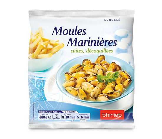 Moules marinières