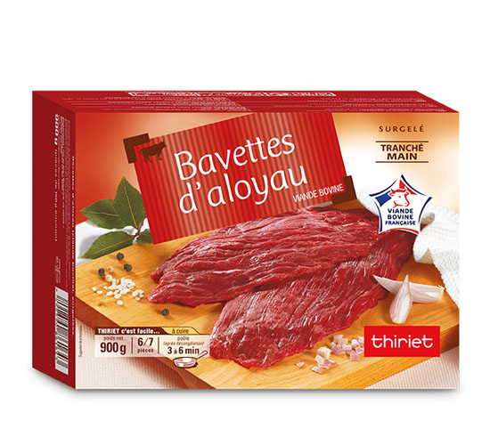 Bavette d'aloyau à bifteck