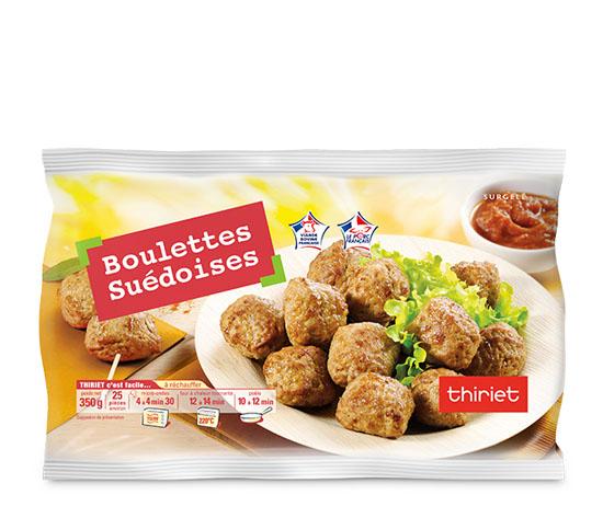 Boulettes suédoises