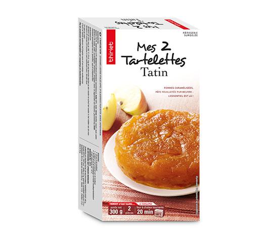 2 Tartelettes Tatin