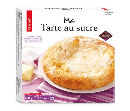 Les 2 tartes au sucre