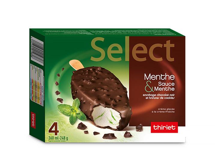 4 Select™ Menthe chocolat