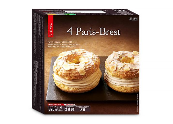 4 Paris-Brest