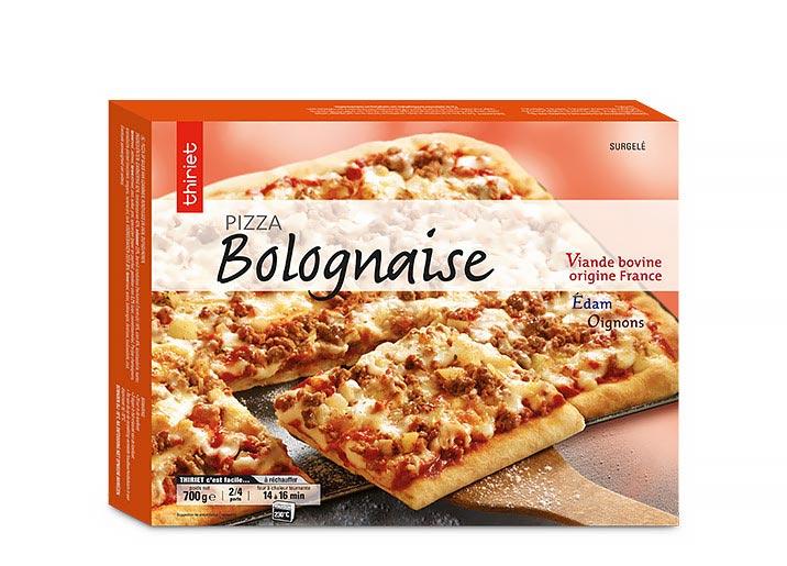 Pizza familiale au choix : la 2ème à -50% !