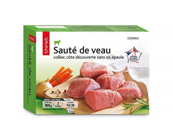 Sauté de veau