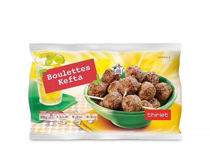 Boulettes kefta