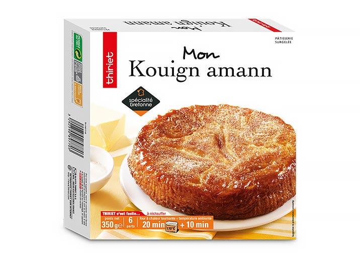 Kouign amann