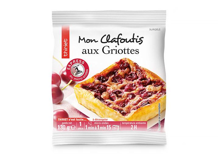 1 Clafoutis aux griottes