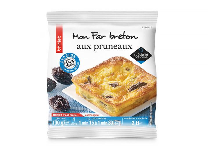 1 Far breton aux pruneaux
