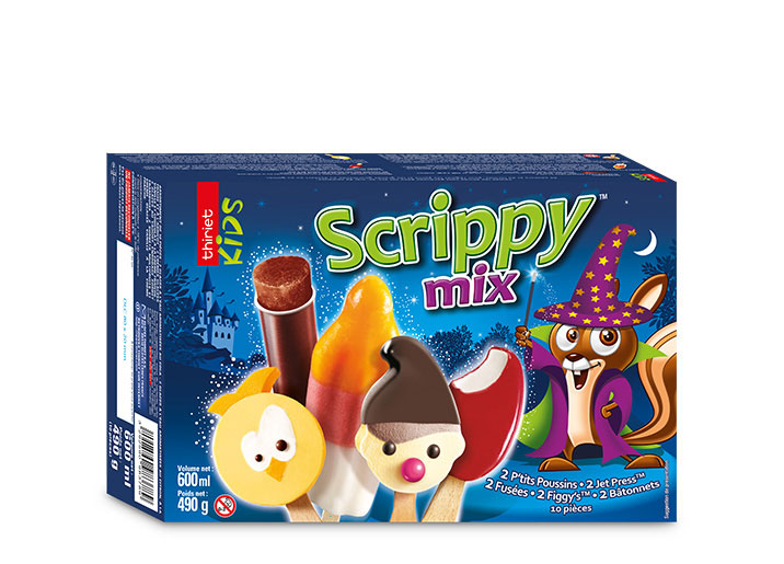 Scrippy™ Mix
