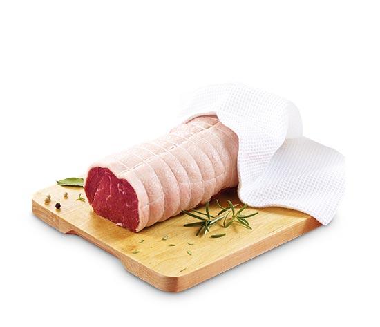 Rôti de filet de boeuf