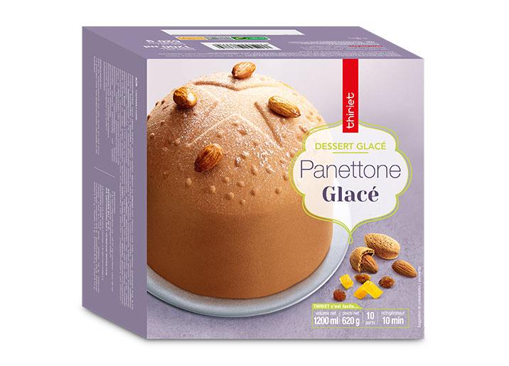 Panettone glacé