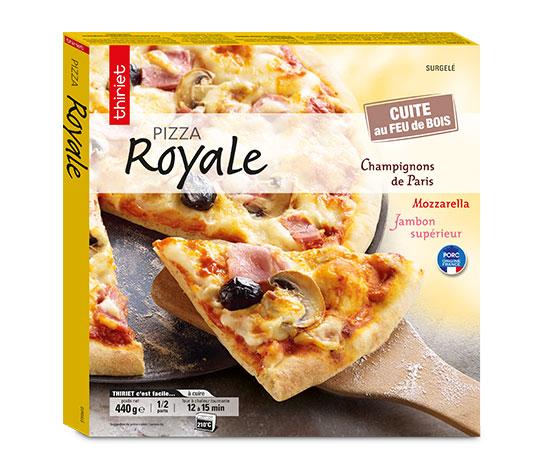 Lot de 3 pizzas au choix !