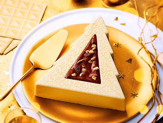 Merveille Enneigée vanille-marrons-fruits secs