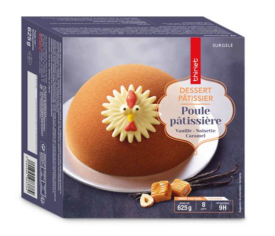 Poule pâtissière