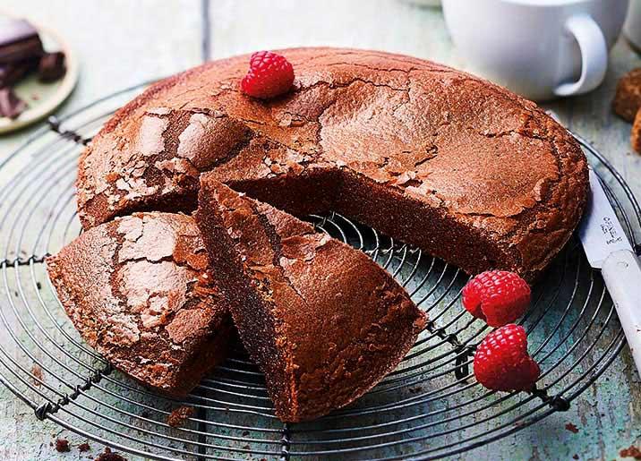 Fondant au chocolat biologique sans gluten