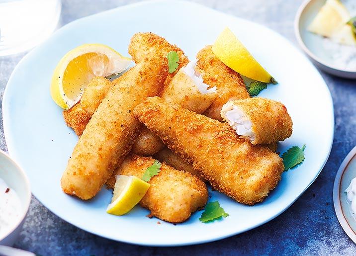 Aiguillettes de filets de merlu blanc du Cap
