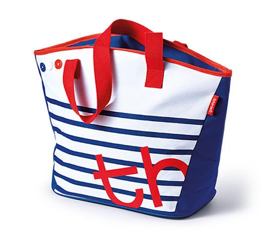 City Bag Marinière