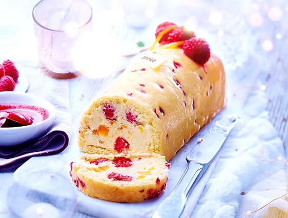 Dessert pâtissiers - Délice du verger
