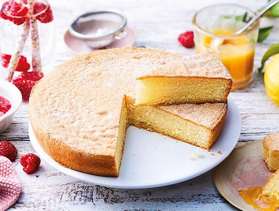 Pâtes à tarte et génoises - 2 Génoises
