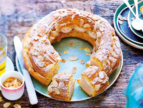 Pâtisseries à partager - Paris-Brest
