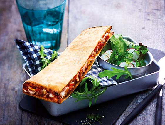 Pizza surgelés Thiriet - Pizza sandwich Royale