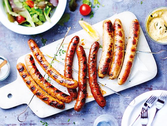 Viandes pour barbecue - Lot de 2 saucisses au choix !