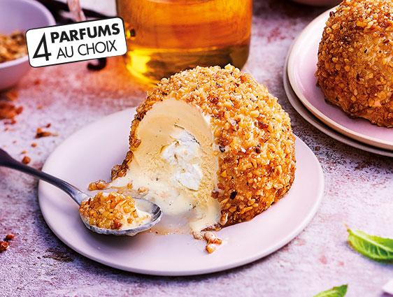 Dessert glacés en promotion Thiriet - Exquis au coeur de meringue