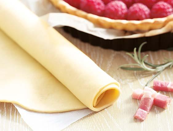 Pâtes à tarte en promotion Thiriet - Pâtes brisées pur beurre