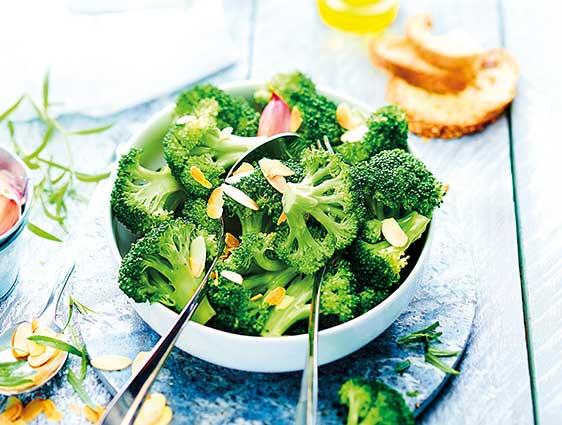 Légumes bruts en promotion Thiriet - Brocolis en fleurettes