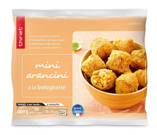 Mini arancini à la bolognaise : le 2ème à -50%