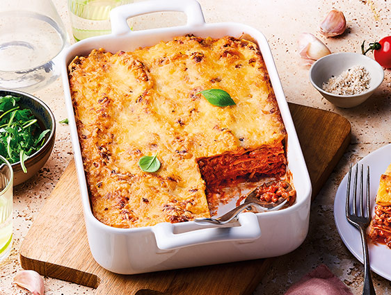 Lasagnes à la bolognaise Thiriet en promotion : la 2ème boite à -50% !