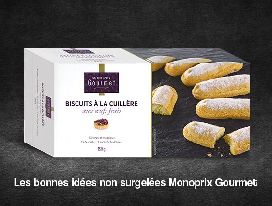 Epicerie sucrée - Biscuits à la cuillère