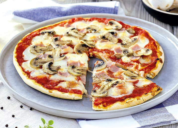 Pizza royale sans gluten