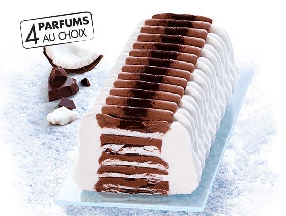 Desserts glacés à partager - Passionata™ noix de coco chocolat