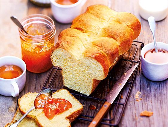 Viennoiseries - Brioches Thiriet parisiennes pur beurre