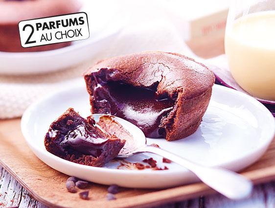 Pâtisseries - Moelleux au chocolat